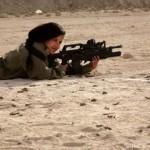 AfemaleIsraelicombatsoldier