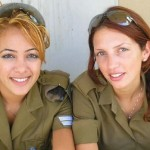 Girls in IDF