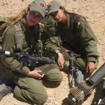 IsraelDefenseForcesfemalesoldiers