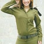 Israeli soldier girl 10