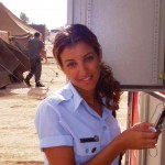 Israeli soldier girl 103