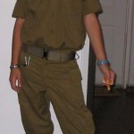 Israeli soldier girl 11