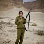 Israeli soldier girl 113
