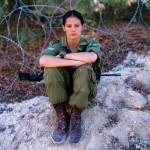 Israeli soldier girl 118