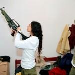 Israeli soldier girl 120