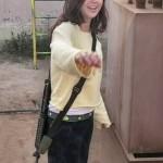 Israeli soldier girl 121