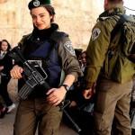 Israeli soldier girl 122