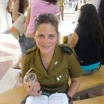 Israeli soldier girl 125