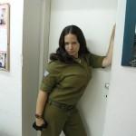 Israeli soldier girl 126