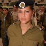 Israeli soldier girl 127