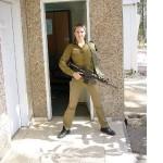 Israeli soldier girl 129