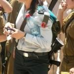 Israeli soldier girl 130
