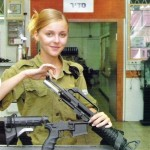 Israeli soldier girl 132