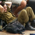Israeli soldier girl 133