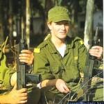 Israeli soldier girl 134