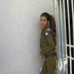 Israeli soldier girl 138
