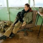 Israeli soldier girl 14