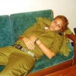 Israeli soldier girl 141