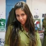 Israeli soldier girl 143