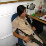 Israeli soldier girl 144