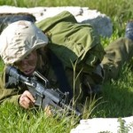 Israeli soldier girl 147