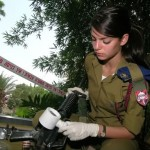 Israeli soldier girl 148