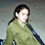 Israeli soldier girl 15