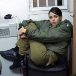 Israeli soldier girl 153