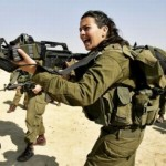 Israeli soldier girl 157