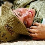 Israeli soldier girl 159