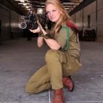 Israeli soldier girl 160