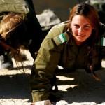 Israeli soldier girl 163