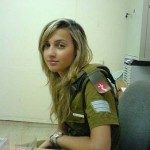 Israeli soldier girl 169