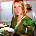 Israeli soldier girl 170