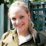 Israeli soldier girl 173