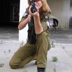 Israeli soldier girl 175