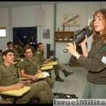 Israeli soldier girl 18