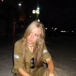 Israeli soldier girl 181
