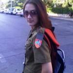 Israeli soldier girl 182