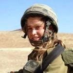 Israeli soldier girl 186