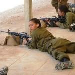 Israeli soldier girl 187