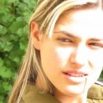 Israeli soldier girl 19