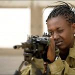 Israeli soldier girl 192