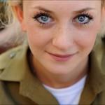 Israeli soldier girl 193