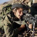 Israeli soldier girl 20