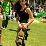 Israeli soldier girl 21