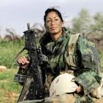 Israeli soldier girl 22