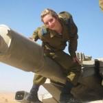 Israeli soldier girl 26