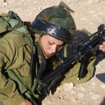 Israeli soldier girl 27