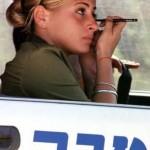 Israeli soldier girl 3